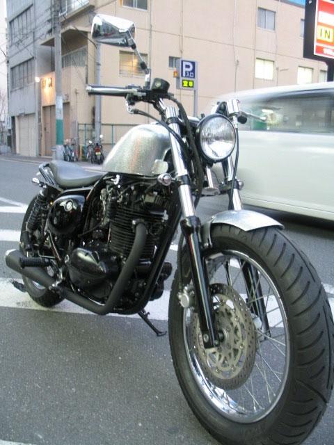 Kawasaki ESTRELLA SPEEDBOY